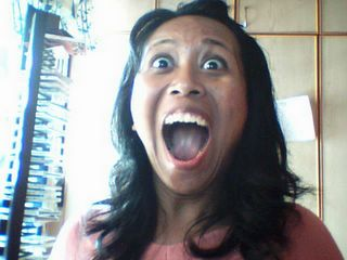 I am crazy!
