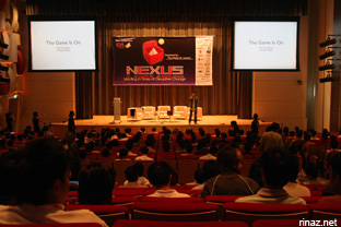 The opening for Nexus 2007