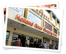 Pic of Holland Village, Singapore