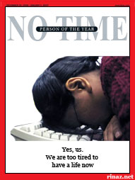 No time magazine