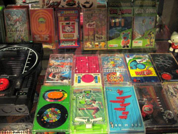 Singapore Toys - Museum of shanghai Toys