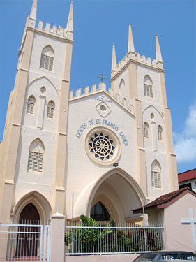 Church in Malacca