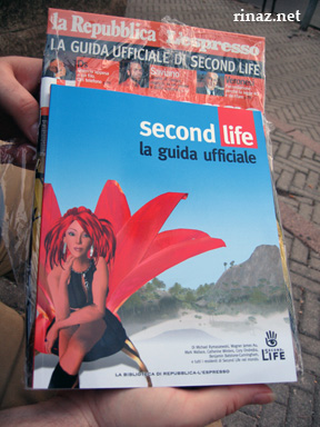 The Secondlife Guidebook - Italian version