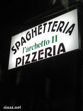 Larchetto Due in Trastevere, Italy