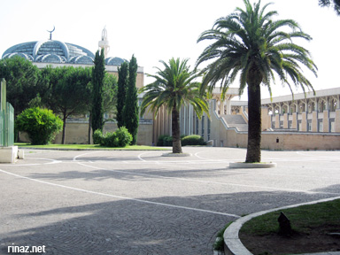 One of the biggest mosque in Rome