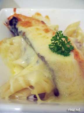 Pasta Cafe @Takashimaya