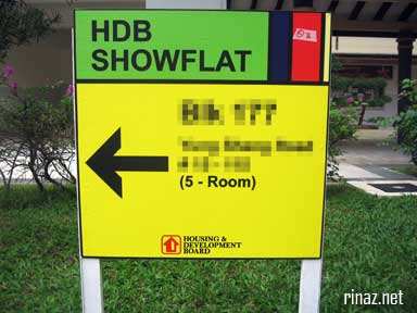 Showflat Sign in Singapore