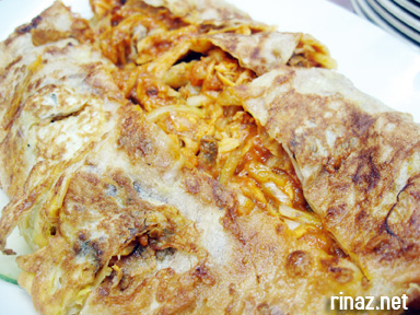 Murtabak is yum!