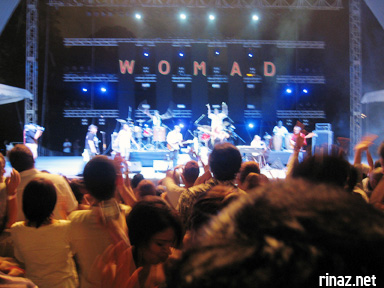 WOMAD 2007 - Singapore