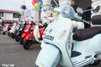 Scoot - Vivo Vespa 2007