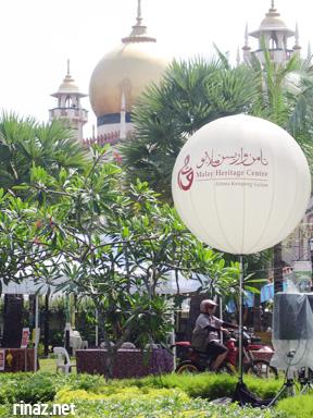 Malay Heritage Center - Singapore