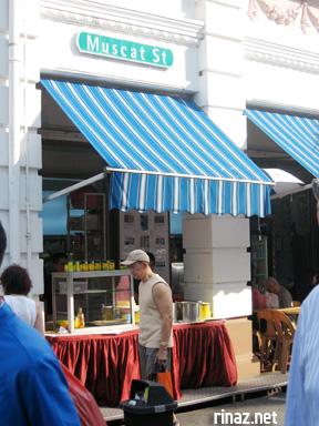 Muscat Street - Singapore
