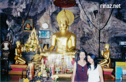 Rinaz Juli and Hema in Krabi - Thailand