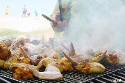 East Coast Park - Grilled Chicken