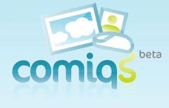 Comiqs.com logo