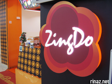 Zingdo - Singapore
