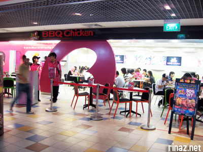BBQ Chicken @ Cineleisure