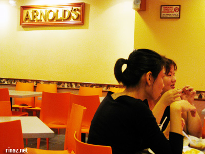 Arnold's Fried Chicken, City Plaza, Singapore