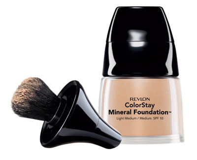 The Revlon ColorStay Mineral Foundation
