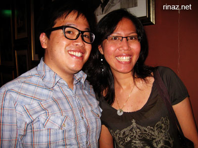 Brian and Mintea