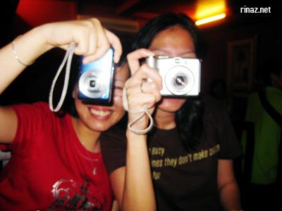 Nicole and Mintea at El Sheikh