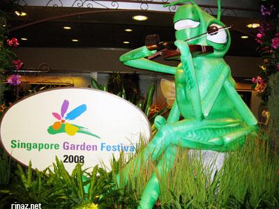 Singapore Garden Festival 2008