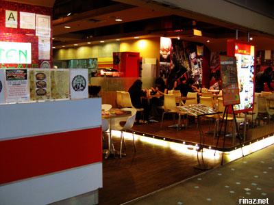Ramen Ten - Far East Plaza, Singapore