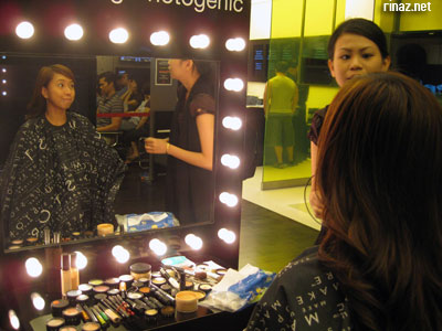 Nadnut Makeover Samsung Makeup Store