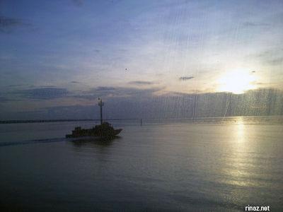 Sea Ferry from Bintan Island