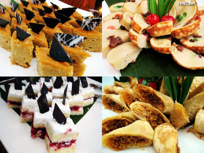 Cakes and Desserts at Kopi O