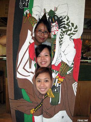 Miyako Japanese Restaurant at Bintan Lagoon Resort