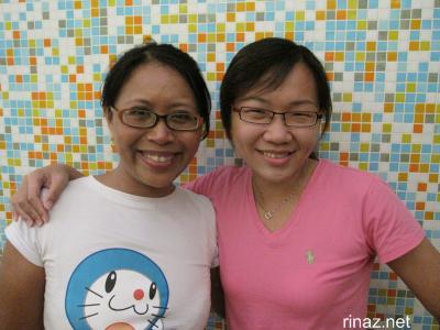 Geri and Rinaz 2009