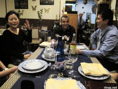 Singaporeans in Italy - Rome