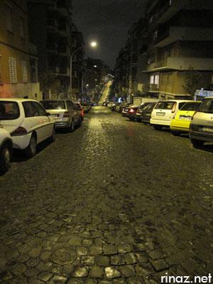 Roadside - Rome, Italy