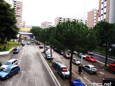 Viale Ignazio Silone - Rome, Italy