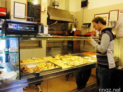 Pizza Al Taglio Eligio
