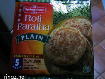 Spring Home Roti Paratha Spring Home Roti Prata