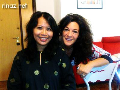 Marina and Paola