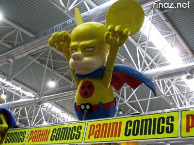Panini Comics, Romics 2009