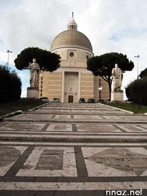 Santissimi Pietro e Paolo, The fake San Pietro
