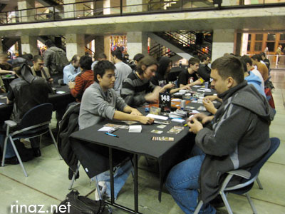 Magic the Gathering Tournament - Rome