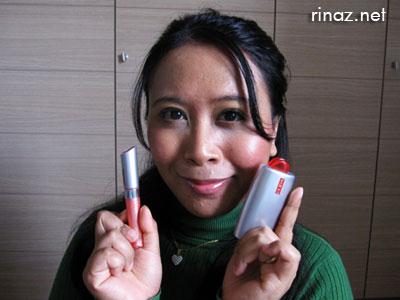Pupa Eye Designer and Pupa Lip Perfection Splendor