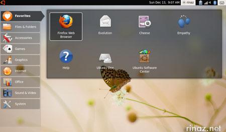 Ubuntu Netbook Remix - Karmic Koala
