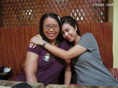 Rinaz and Juli