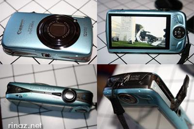 rinaz.net Canon Ixus 200 IS