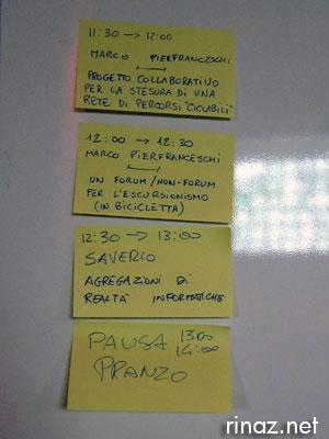 Barcamp Roma 2010