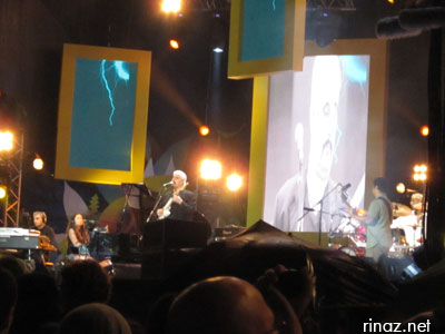 Pino Daniele Earth day, Nat Geo, Circo Massimo, Italia