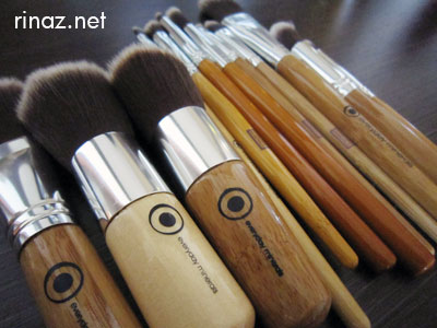 Everyday Minerals Brush Collection