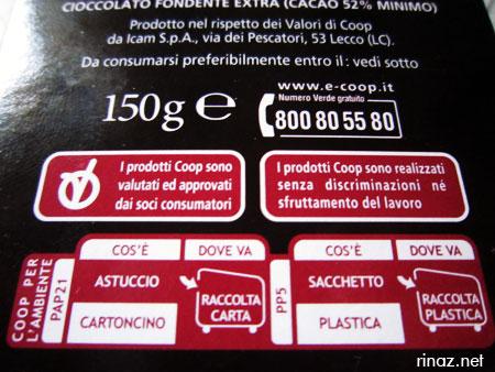 rinaz.net Chocolate