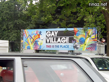 Gay Village rinaz.net